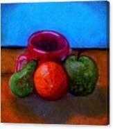 Still Life No-1 Canvas Print