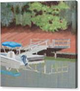 Stillwater Landing Canvas Print