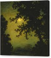 Stilly Night Canvas Print