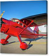 Stinson Reliant Rc Model 03 Canvas Print