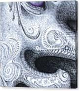 Stippledreamer Slice Canvas Print