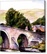 Stirling Bridge Canvas Print