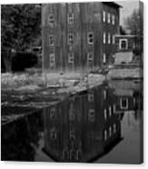Stockdale Mill Canvas Print