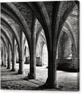 Stone Arches Canvas Print