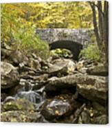 Stone Bridge 6063 Canvas Print