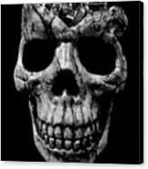 Stone Cold Jeeper Skull No. 1 Canvas Print