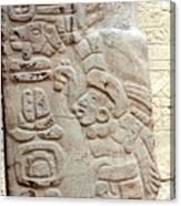 Stone Danzantes Canvas Print