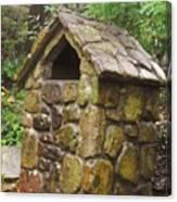 Stone Hut Canvas Print