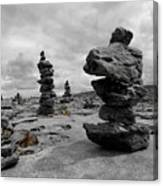 Stone Tower Canvas Print