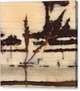 Stone Vision Corral - B Canvas Print