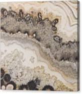 Stone Vision Corral - C Canvas Print