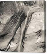 Stonescape No 4 Canvas Print