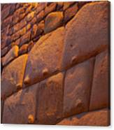 Stonewalled  Canvas Print