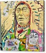 Stoney Chief  Canvas Print