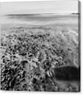 Stony Beach Canvas Print