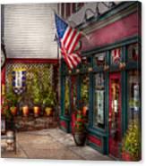 Store - Flemington Nj - Historic Flemington  Canvas Print