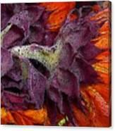 Store Flower Canvas Print