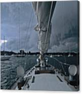 Storm At Put-in-bay Canvas Print