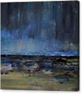 Storm At Sea IIi Canvas Print