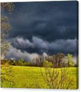 Storm Clouds 2 Canvas Print