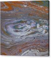Storm - Original Nfs Canvas Print