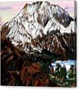 Storm King Mountain Canvas Print