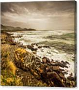 Storm Season Canvas Print