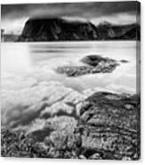Stormy Lofoten Canvas Print