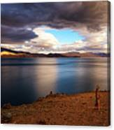 Stormy Peace Canvas Print