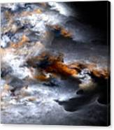 Stormy Seas Canvas Print