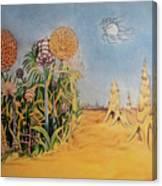 Story Land 2 Canvas Print