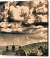 Storybook Farm Canvas Print