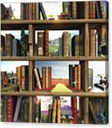Storyworld Canvas Print