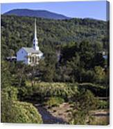 Stowe Vermont Canvas Print