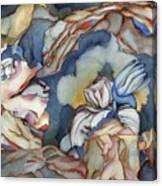 Strange Horizons Canvas Print