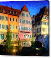 Strasbourg 1 Canvas Print