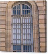 Strasbourg Window 08 Canvas Print