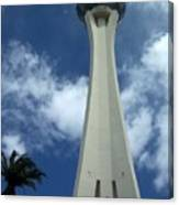 Stratosphere Tower Canvas Print