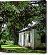 Strawberry Chapel Of Ease Canvas Print