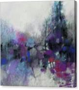 Streams Of Consciousness Canvas Print