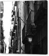 Street 5 Canvas Print