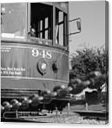 Streetcar 948 Canvas Print