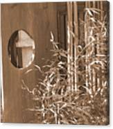 Stroll Garden 4 Canvas Print