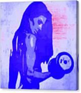Strong Women 5 Canvas Print