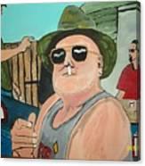 Studdy Canvas Print
