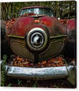 Studebaker Commander Canvas Print