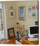 Studio Still Canvas Print