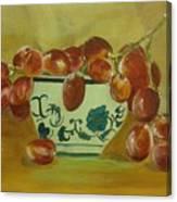 Study In Glazing Canvas Print