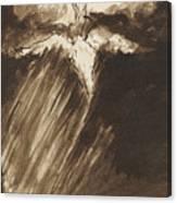 Study Of Jacob's Dream Canvas Print