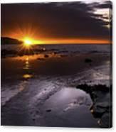 Stunning Sunrise Canvas Print